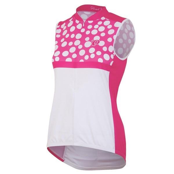 Pearl Izumi Select Ltd Cycling Jersey - Upf 40, Zip Neck, Sleeveless (for Women)