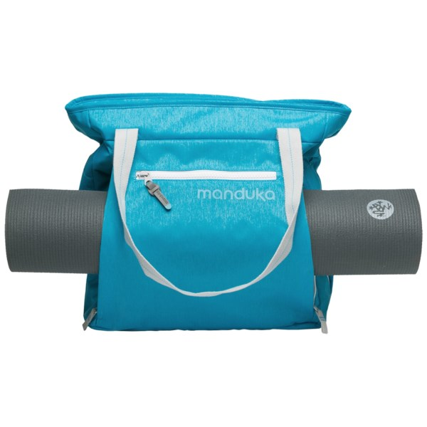 Manduka Go Ready Yoga Mat Tote Bag