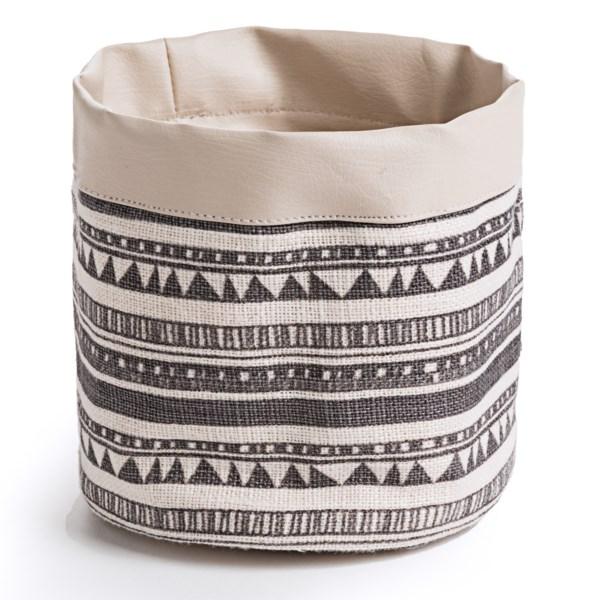 Danica Studio Small Linen Storage Basket