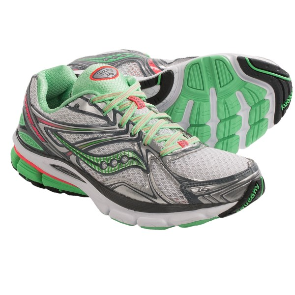 Saucony Hurricane 16 Running Shoes (For Women)