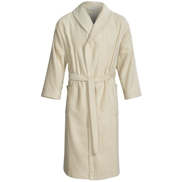 Peacock Alley Spa Robe - Long Sleeve (For Men and Women)
