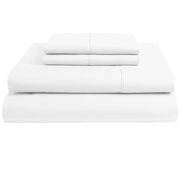 Overstock . Melange Homeand#39;s Pure Percale King sheet set feels as crisp to the touch as if it came straight from an afternoon of line-drying in the sunshine. Available Colors: MIST, OCEAN, ORCHID, EUCALYPTUS, WHITE. Sizes: KING.