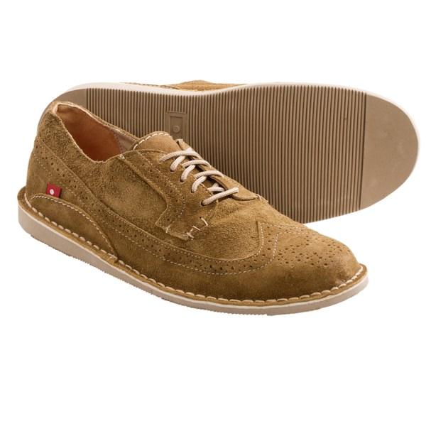 Oliberte Manilo Wingtip Shoes (For Men)