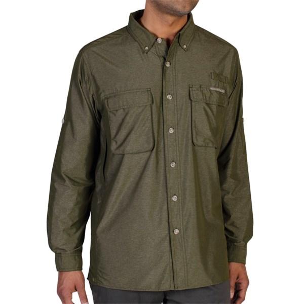 Exofficio Air Strip Shirt - Upf 30 , Long Sleeve (for Men)