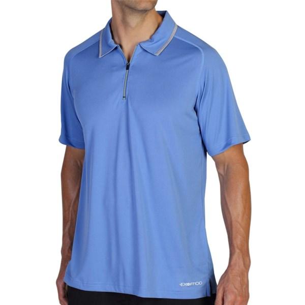 ExOfficio Micrion Polo Shirt - UPF 15 , Short Sleeve (For Men)