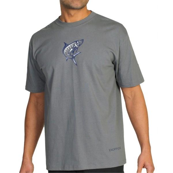 ExOfficio Fish Printed Graphic T-Shirt - Short Sleeve (For Men)