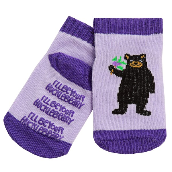 Wild And Cozy By Hatley I?ll Be Your Hucklebeary Socks - Lightweight (for Infants)