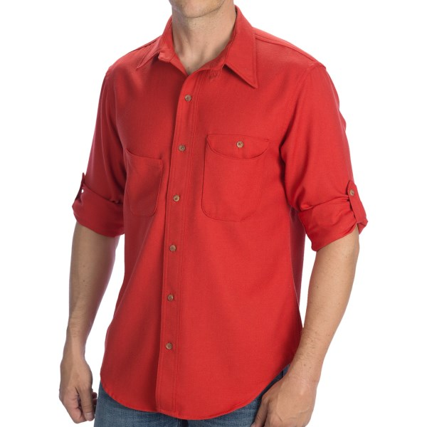 Filson Scout Shirt - Merino Wool, Long Sleeve (for Men)