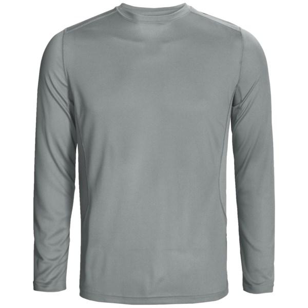 Terramar MicroCool Shirt - UPF 50 , Long Sleeve (For Men)