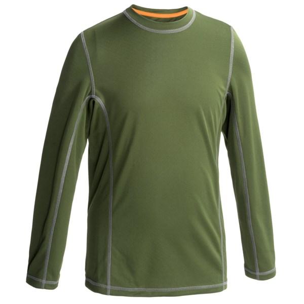 White Sierra Sun Buster Shirt - Long Sleeve (for Boys)
