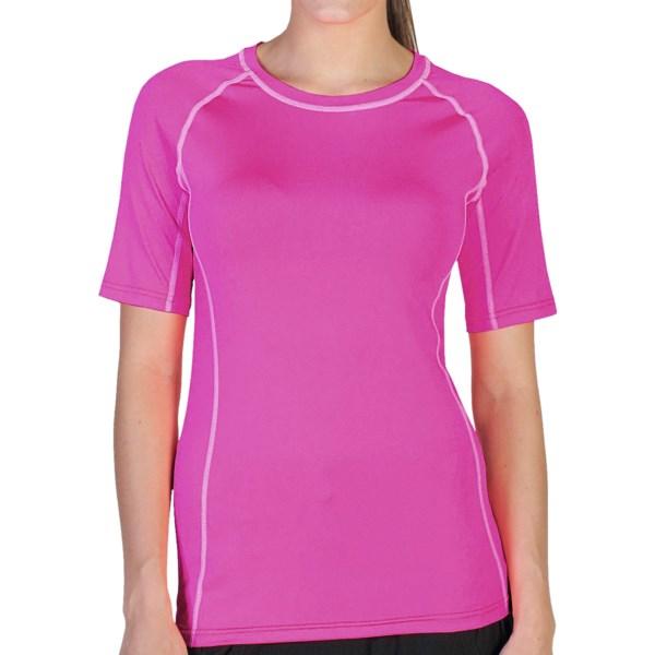 Exofficio Sol Cool T-shirt - Upf 50 , Short Sleeve (for Women)
