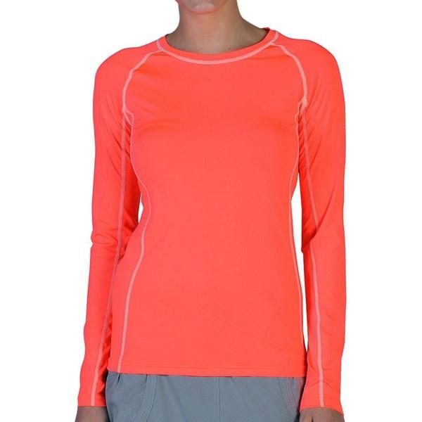 ExOfficio Sol Cool T-Shirt - UPF 50 , Long Sleeve (For Women)