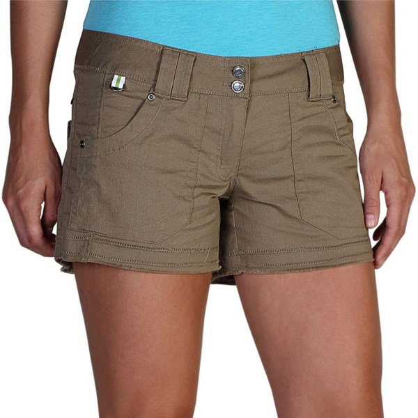 ExOfficio Gazzella Shorts - UPF 30  (For Women)