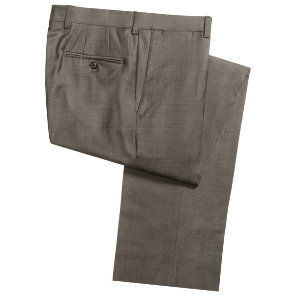 Riviera Spencer Wool Twill Dress Pants (For Men)