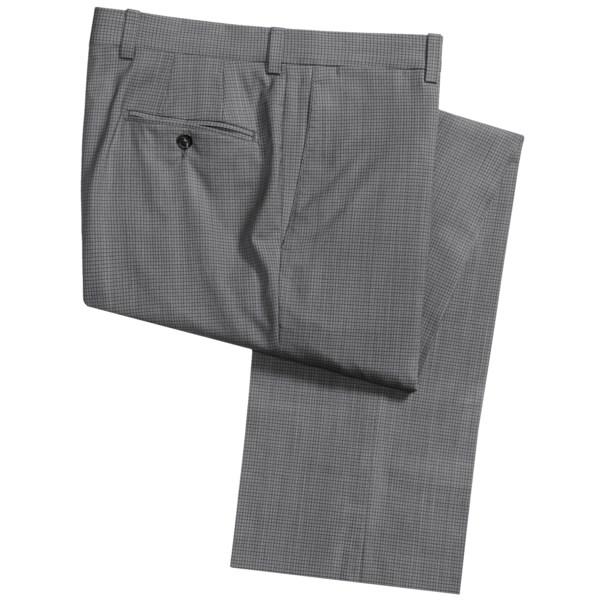 Riviera Spencer Neat Dress Pants - Wool (for Men)