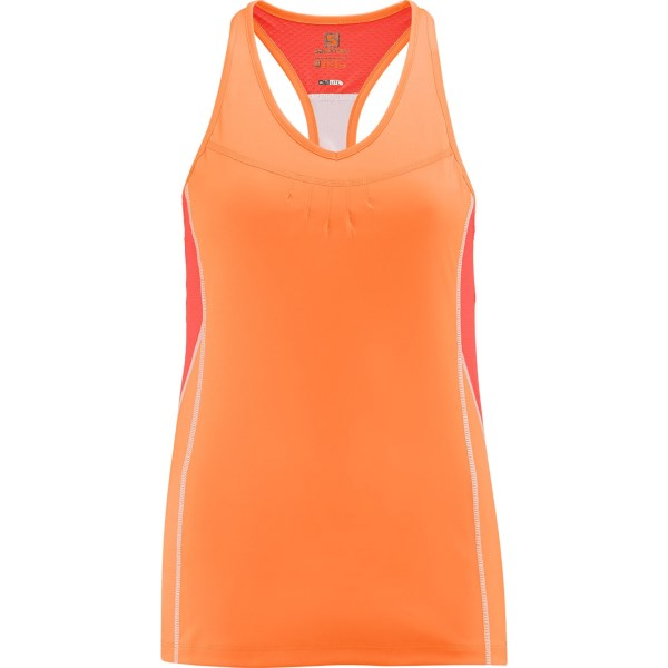Salomon Start Impact Tank Top (For Women)