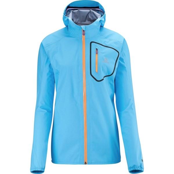 Salomon Gore Tex(R) Active Shell Jacket (For Women)