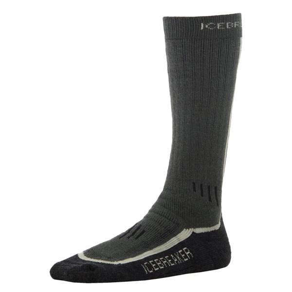 Icebreaker Mountaineer Socks - Merino Wool, Heavyweight, Over-the-Calf (For Women)
