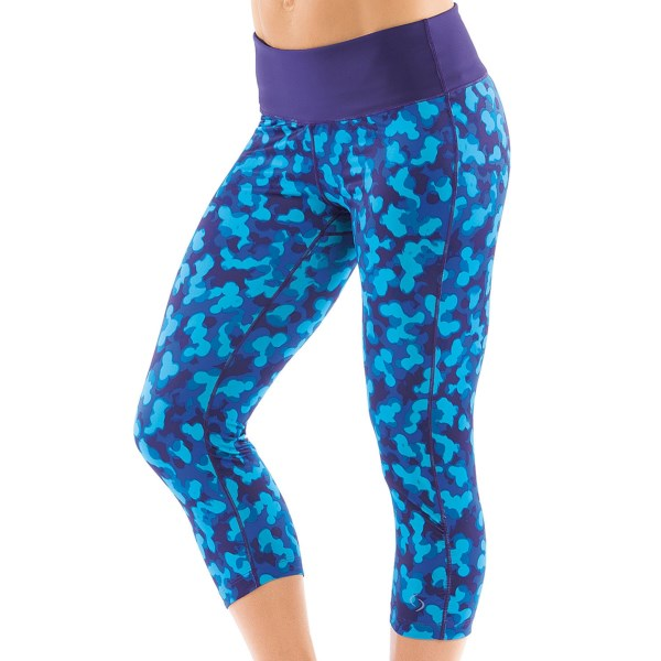 Moving Comfort Switch It Up Capris - Reversible (For Women)