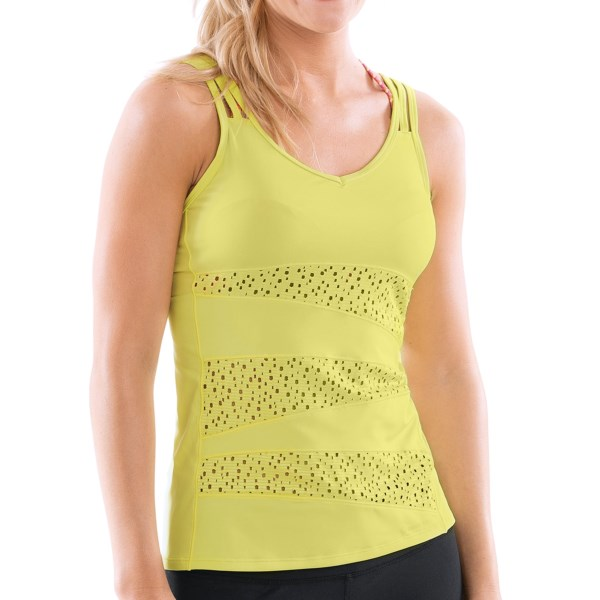 Moving Comfort Hot Shot Tank Top (for Women)