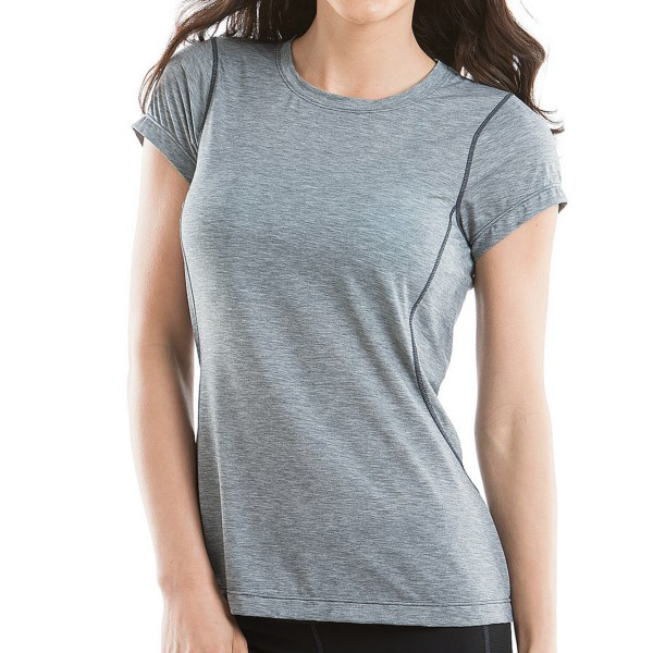 Moving Comfort Endurance T-Shirt - Short Sleeve (For Women)