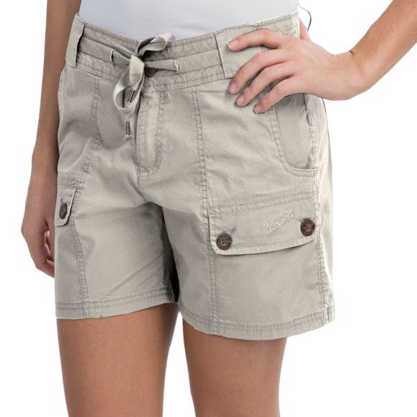 Woolrich Laurel Run Utility Shorts (For Women)