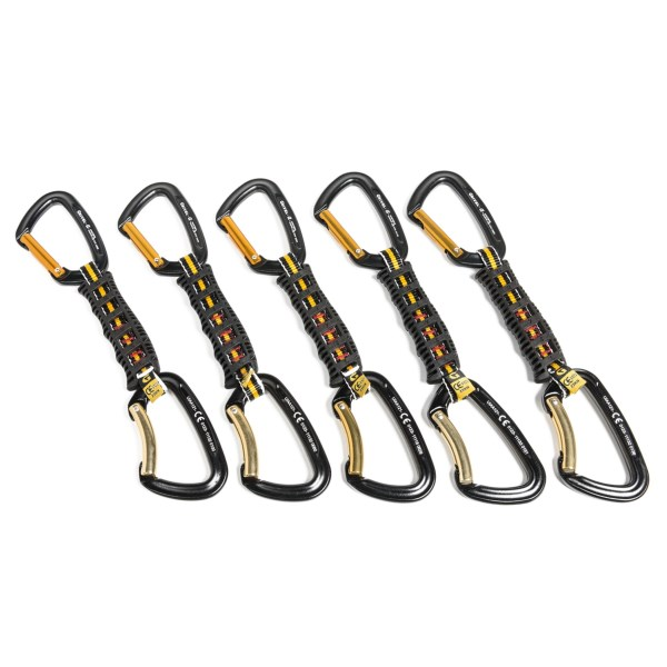 Grivel Alpha Easy Quickdraw 5-Pack
