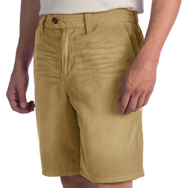 True Grit Cabo Shorts - Vintage Corduroy (For Men)
