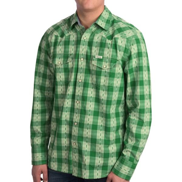 True Grit Sundance Shirt - Long Sleeve (For Men)