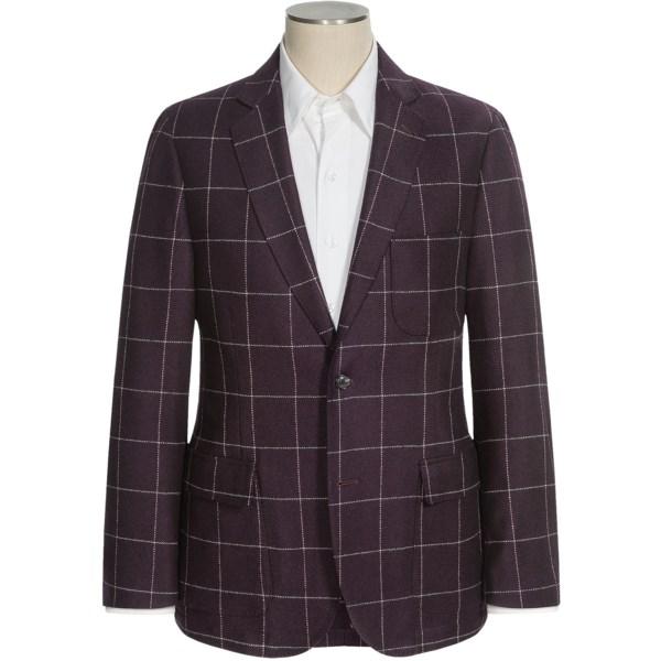 Flynt Bond Windowpane Sport Coat (For Men)