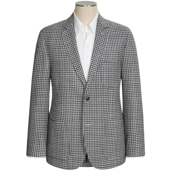 Flynt Blaine Houndstooth Sport Coat - Wool (for Men)