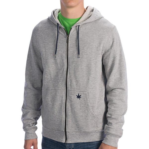 Boast USA Bounce Hoodie - French Terry, Zip Front (For Men)