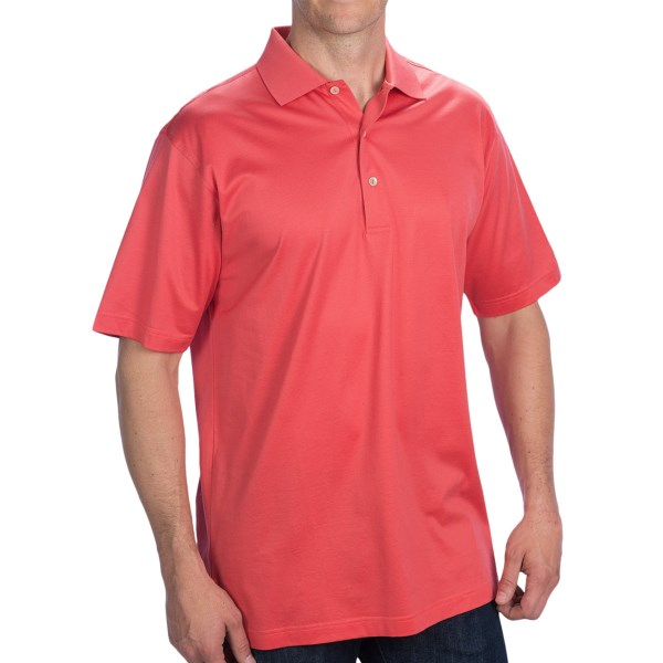 Patrick James Polo Shirt - Short Sleeve (For Men)