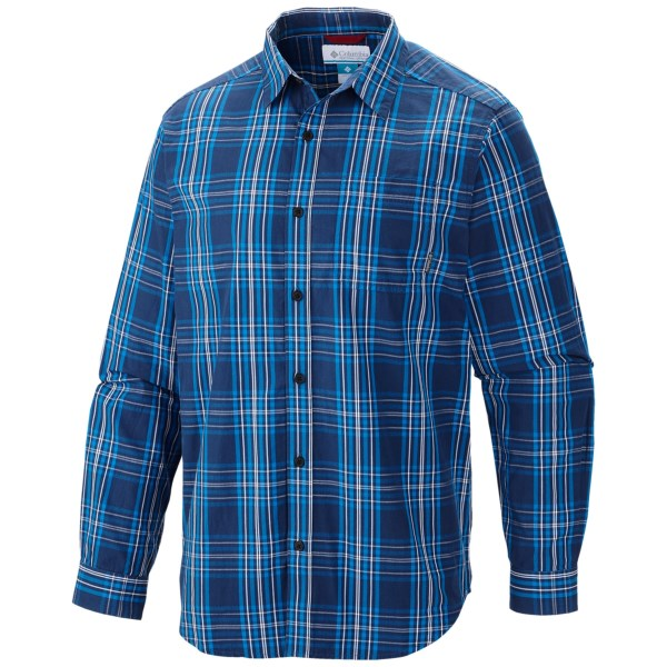 Columbia Sportswear Vapor Ridge III Shirt - Long Sleeve (For Big and Tall Men)