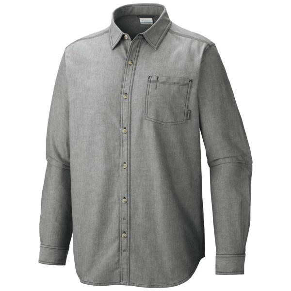Columbia Sportswear Arbor Peak Oxford Shirt - Long Sleeve (For Men)