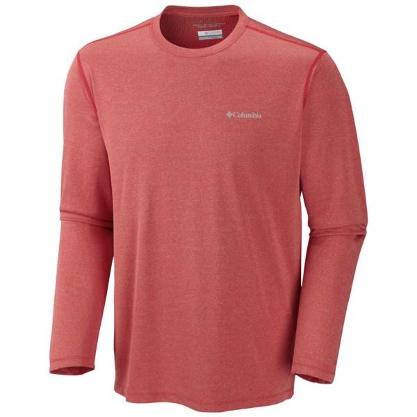 Columbia Sportswear Accelerwick Shirt - UPF 30, Long Sleeve (For Men)