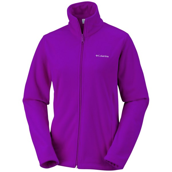 Columbia Sportswear Adventure Ridge Fleece Jacket (For Plus Size Women)