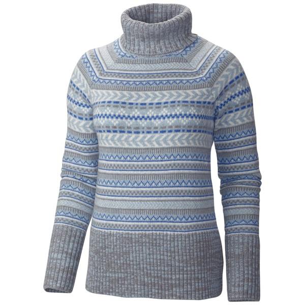 Columbia Sportswear Winter Worn II Turtleneck Sweater (For Women)