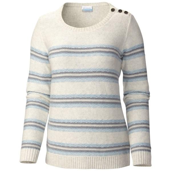 Columbia Sportswear Winter Worn II Sweater - Crew Neck, Long Sleeve (For Women)