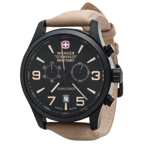 UPC 029621790916 product image for Wenger Swiss Military Terragraph Chrono  Watch (For Men) ... f852e7ddfd5