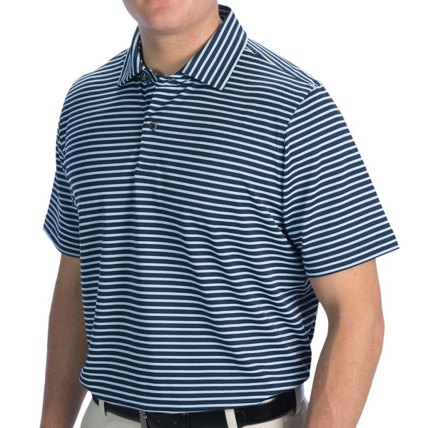 Fairway and Greene Ziggy Polo Shirt - Short Sleeve (For Men)