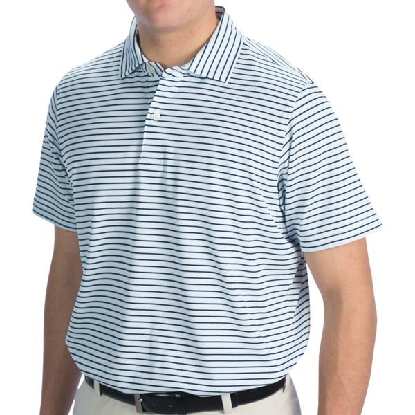 Fairway and Greene Ziggy Polo Shirt - Short Sleeve (For Men)