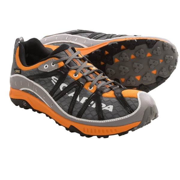 Scarpa Spark Gore Tex(R) Trail Running Shoes Waterproof (For Men)