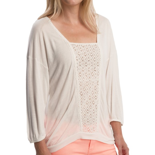 Roxy Moon Ridge Shirt - 3/4 Sleeve (For Women)