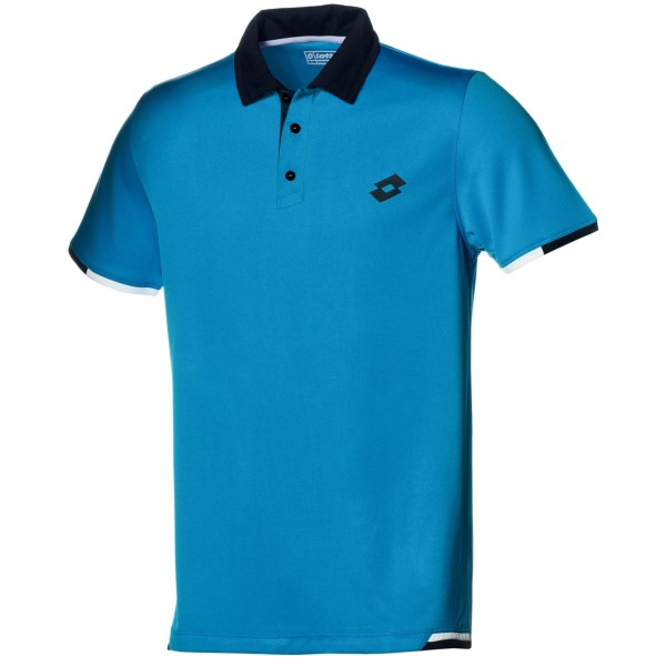 Lotto Lob Tennis Polo Shirt - Short Sleeve (For Men)