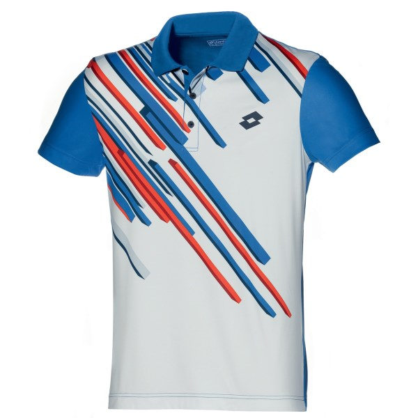 Lotto Slade Tennis Polo Shirt - Short Sleeve (For Men)
