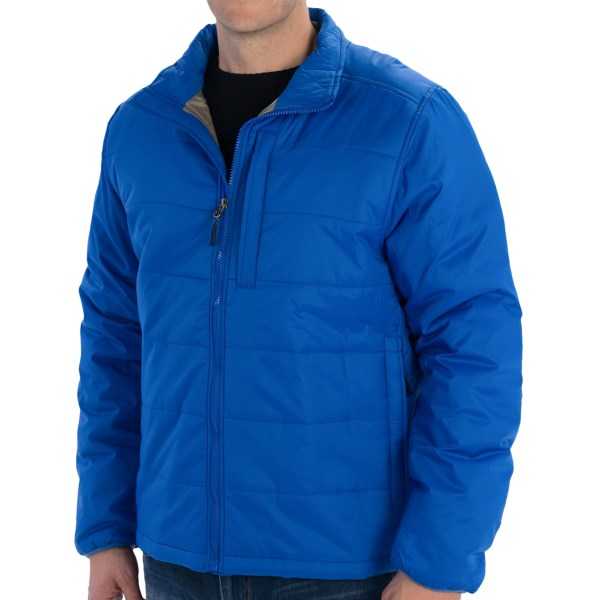 10,000 Feet Above Sea Level Puffer Jacket Insulated (For Men)