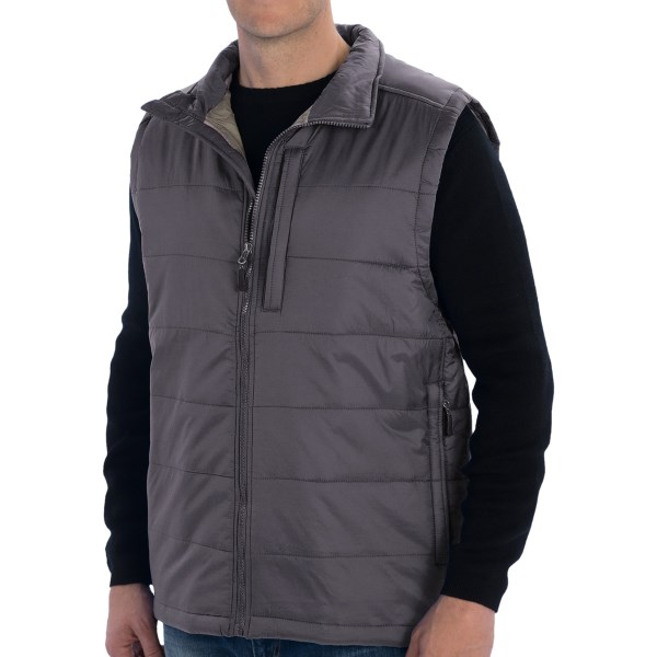 10,000 Feet Above Sea Level Puffer Vest Insulated (For Men)
