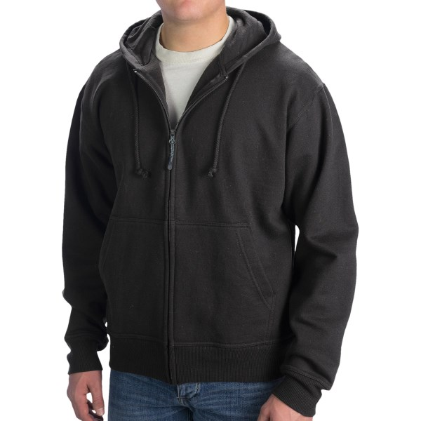 10,000 Feet Above Sea Level Hoodie Full Zip (For Men)
