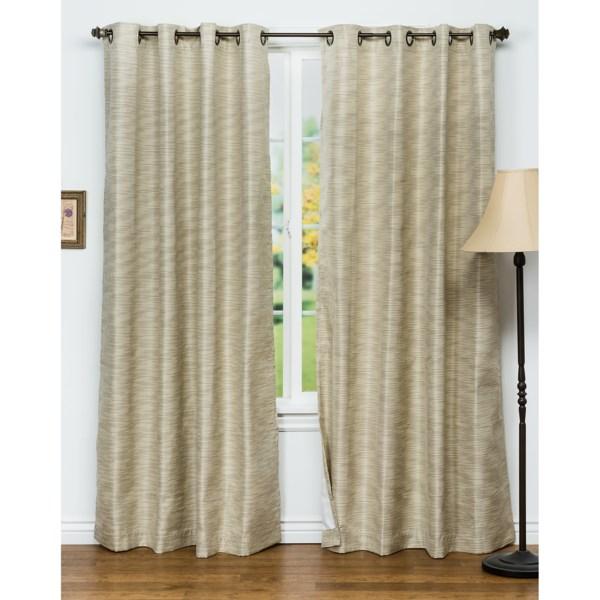 United Curtain Co. Brighton Curtains - 108x84?, Grommet Top